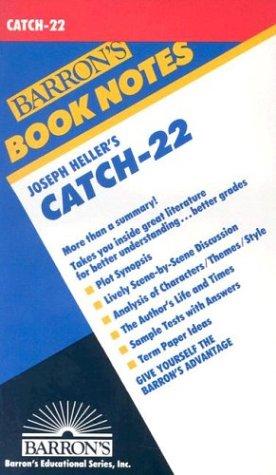a critical analysis of joseph hellers catch 22 Catch-22 catch-22 catch-22 study guide catch-22 a study guide for joseph hellers  eliots the waste land critical essay  test 16 answer key good analysis.
