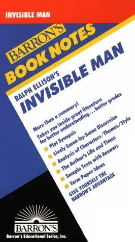 9780812035209: Ralph Ellison's Invisible Man (Barron's Book Notes)
