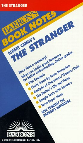 Albert Camus's the Stranger (Barron's Book Notes): Warsh, Lewis; Camus,