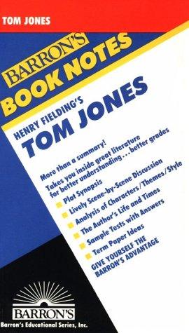 9780812035469: Henry Fielding's Tom Jones (Barron's Book Notes)