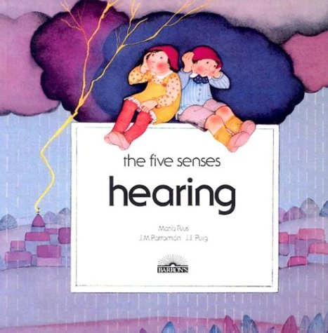 9780812035636: Hearing (The Five Senses)