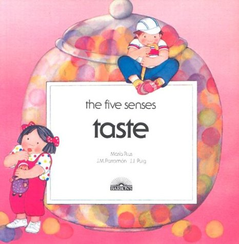 9780812035667: Taste (The Five Senses)