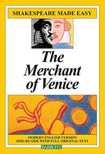 9780812035704: The Merchant of Venice (Shakespeare Made Easy)