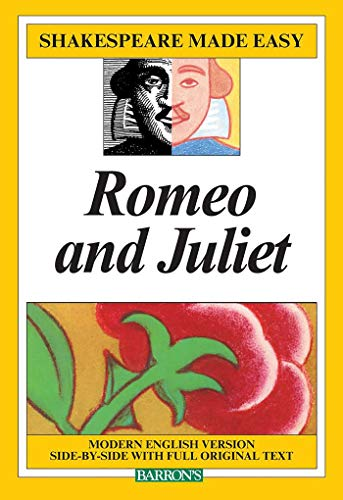 9780812035728: Romeo and Juliet (Shakespeare Made Easy (Paperback))