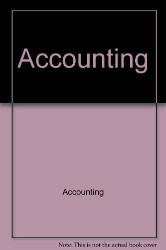 9780812035742: Accounting (Business review series)