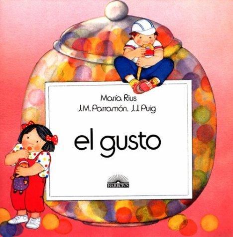 9780812036084: El Gusto (Los Cinco Sentidos) (Spanish Edition)