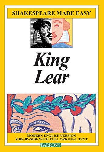 King Lear (Shakespeare Made Easy): William Shakespeare