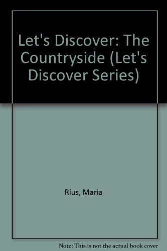 9780812037012: Let's Discover: The Countryside (Let's Discover Series) (English and Spanish Edition)