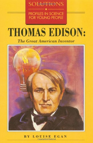 9780812039221: Thomas Edison: The Great American Inventor (Solutions Series)