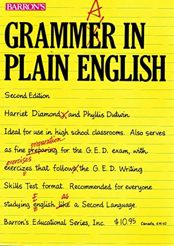 9780812041491: Grammar in Plain English