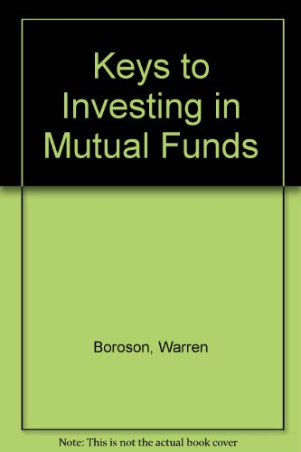 9780812041620: Keys to Investing in Mutual Funds (Barron's business keys)