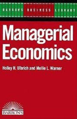 Managerial Economics Ivan Png Pdf