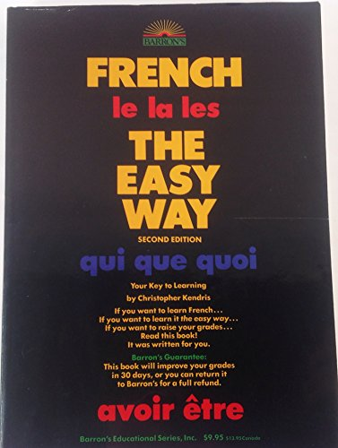 9780812042054: French the Easy Way