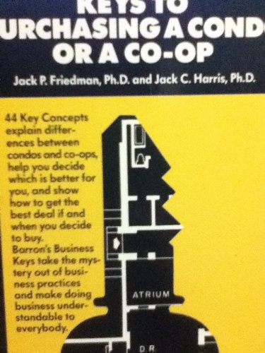 9780812042184: Keys to Purchasing a Condo or a Co-Op (Barron's business keys)
