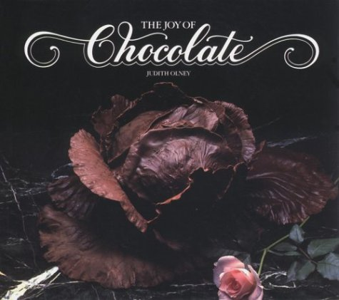 9780812042795: The Joy of Chocolate (Barron's Educational Series)