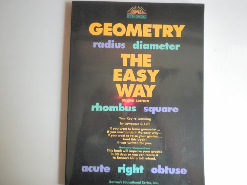 9780812042870: Geometry the Easy Way