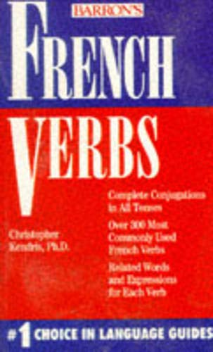 9780812042948: French Verbs (Pocket verbs)