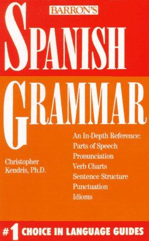 9780812042955: Spanish Grammar (Grammar series)