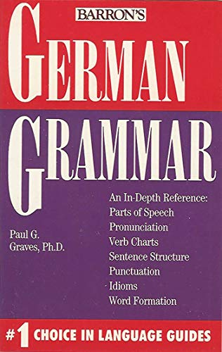 9780812042962: German Grammar