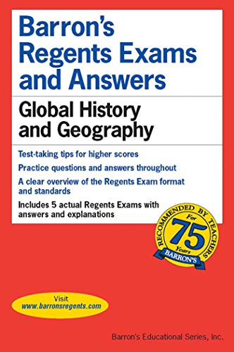 Barron's Regents Exams and Answers: Global Studies