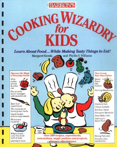 9780812044096: Cooking Wizardry For Kids