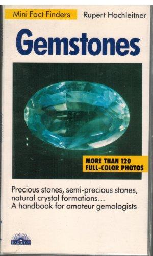9780812044546: Gemstones (Mini Fact Finders)