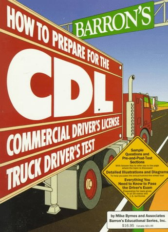 9780812045291: How to Prepare for the Commercial Driver's License Test