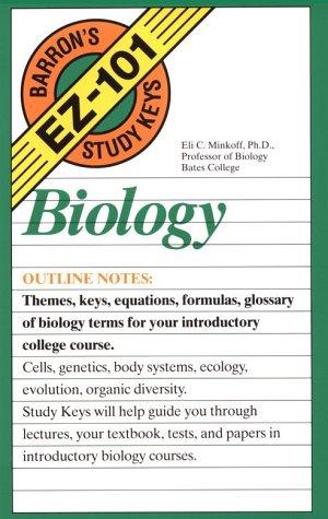 9780812045697: Biology (EZ-101 Study Keys)