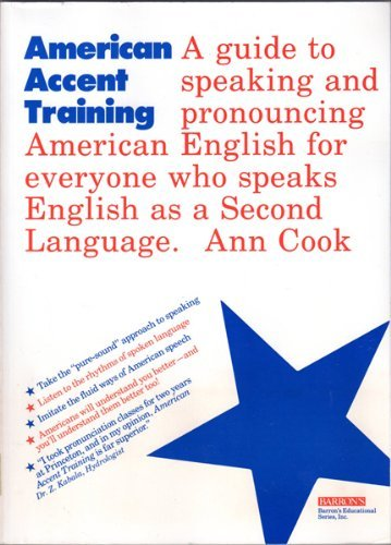 9780812046021: American Accent Training
