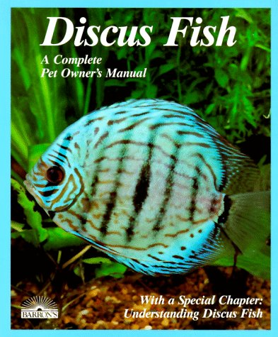 9780812046694: Discus Fish (Complete Pet Owner's Manual)