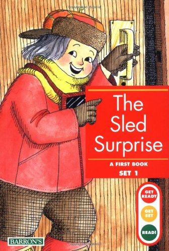 9780812046779: The Sled Surprise (Get Ready, Get Set, Read!/Set 1)