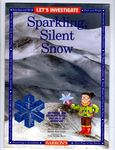Let's Investigate Sparkling, Silent Snow (0812047362) by Madelyn Wood Carlisle