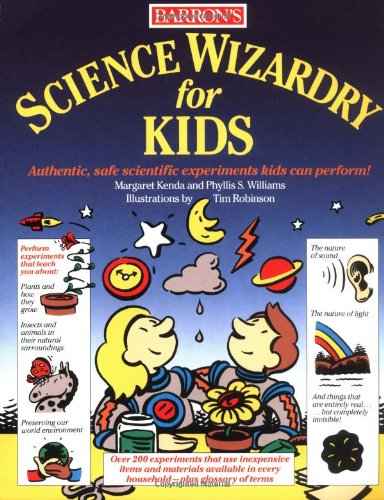 9780812047660: Science Wizardry for Kids