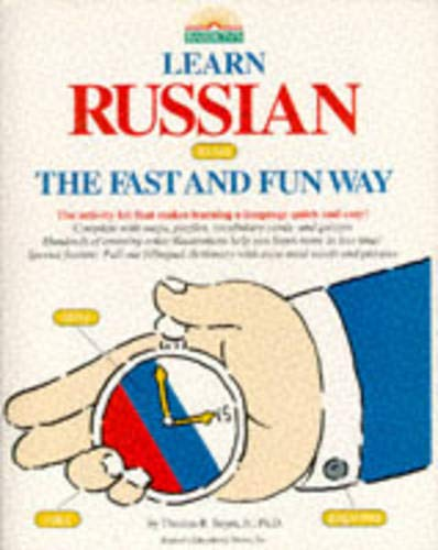 9780812048469: Learn Russian the Fast and Fun Way (Fast and Fun Way Series)