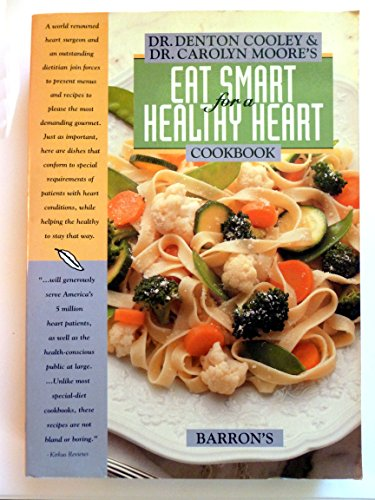 9780812048780: Eat Smart for a Healthy Heart Cookbook