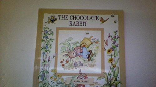 9780812049268: The Chocolate Rabbit (English and Spanish Edition)