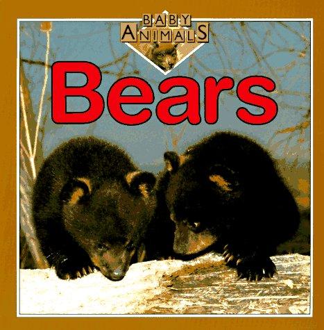 9780812049640: Bears (Baby Animals (Barrons))