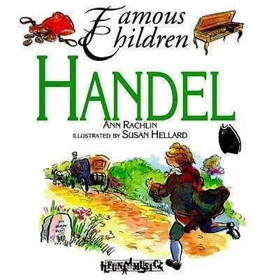 9780812049923: Handel (Famous Children)