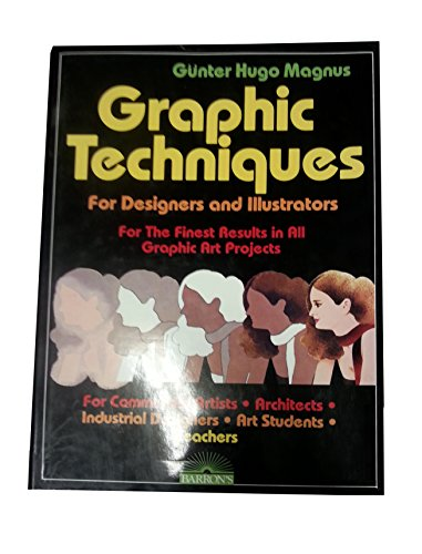 9780812054668: Graphic Techniques for Designers and Illustrators (Art) (English and German Edition)