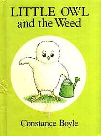 The Story of Little Owl: Boyle, Constance