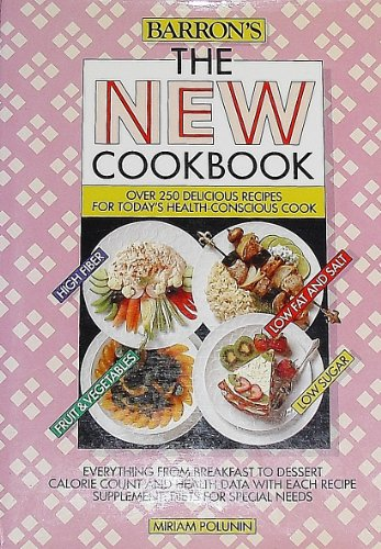 The new cookbook (9780812056662) by Miriam Polunin