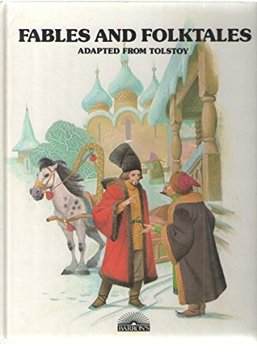 9780812057270: Fables and Folktales Adapted from Tolstoy (English and Italian Edition)