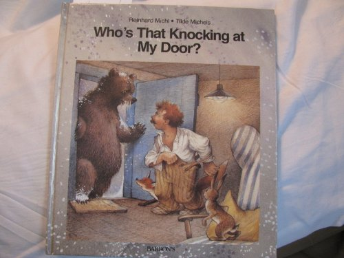 9780812057324: Who's That Knocking at My Door?: A Story in Verse (English and German Edition)