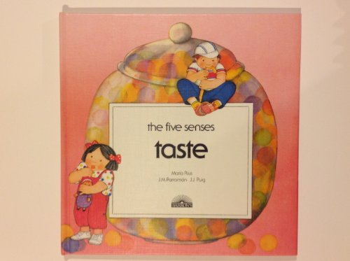 9780812057393: Taste (Five Senses)