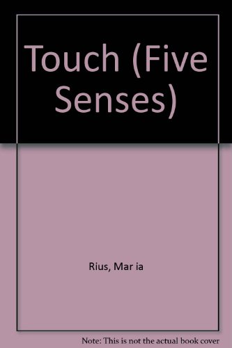 9780812057409: Touch (Five Senses) (English, Spanish and Spanish Edition)