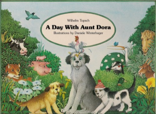 9780812057614: A Day With Aunt Dora: A Story (English and German Edition)