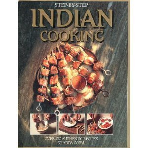9780812058291: Step-By-Step Indian Cooking