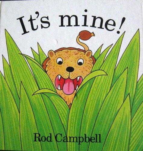 9780812059212: It's Mine (Pop-Up Book)