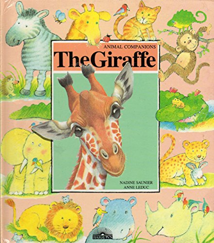 The Giraffe: Saunier, Nadine