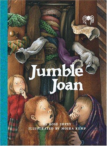 9780812059724: Jumble Joan (Creepies)